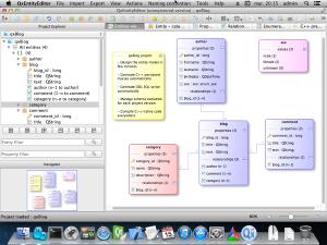 QxEntityEditor on Mac OS X